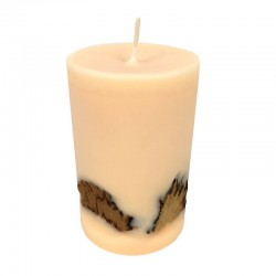 Natural Candle with...