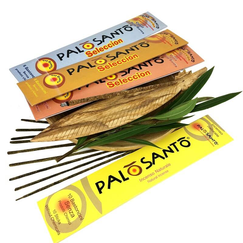 palosanto incenso naturale